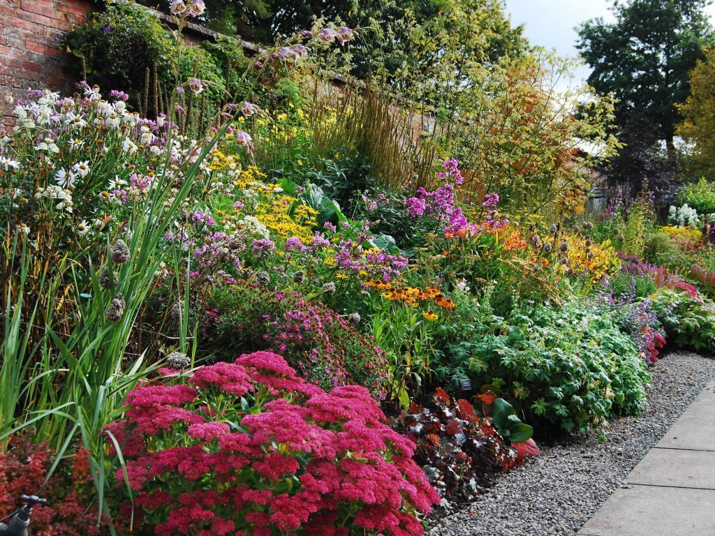 Image Result For Flower Garden Border Fence