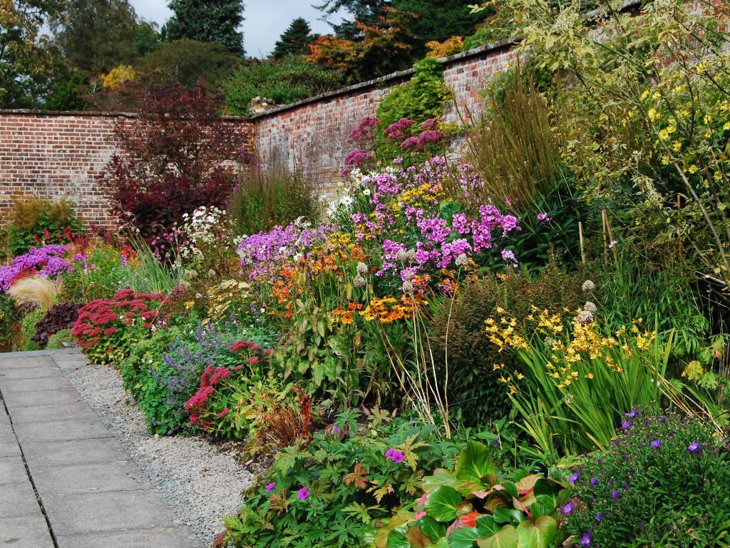 The Walled Garden Holehird